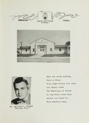 Page 9, 1958 Edition, Inglewood Christian School - Yearbook (Inglewood, CA) online yearbook collection