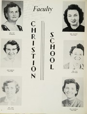 Page 8, 1959 Edition, Inglewood Christian School - Yearbook (Inglewood, CA) online yearbook collection