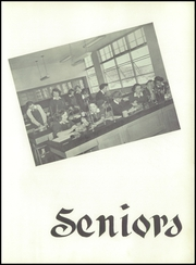 Page 11, 1952 Edition, Flintridge Sacred Heart Academy - Veritas Yearbook (La Canada Flintridge, CA) online yearbook collection