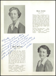 Page 12, 1952 Edition, Flintridge Sacred Heart Academy - Veritas Yearbook (La Canada Flintridge, CA) online yearbook collection