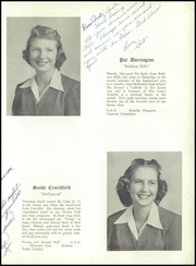 Page 15, 1952 Edition, Flintridge Sacred Heart Academy - Veritas Yearbook (La Canada Flintridge, CA) online yearbook collection
