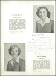 Page 16, 1952 Edition, Flintridge Sacred Heart Academy - Veritas Yearbook (La Canada Flintridge, CA) online yearbook collection