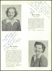 Page 17, 1952 Edition, Flintridge Sacred Heart Academy - Veritas Yearbook (La Canada Flintridge, CA) online yearbook collection