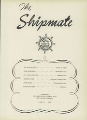 Page 7, 1952 Edition, Lynwood Academy - Shipmate Yearbook (Lynwood, CA) online yearbook collection