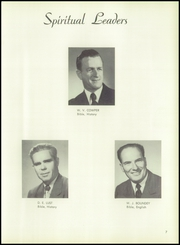 Page 11, 1954 Edition, Lynwood Academy - Shipmate Yearbook (Lynwood, CA) online yearbook collection