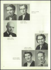 Page 12, 1954 Edition, Lynwood Academy - Shipmate Yearbook (Lynwood, CA) online yearbook collection