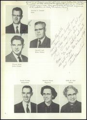 Page 10, 1956 Edition, Lynwood Academy - Shipmate Yearbook (Lynwood, CA) online yearbook collection