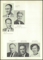 Page 12, 1956 Edition, Lynwood Academy - Shipmate Yearbook (Lynwood, CA) online yearbook collection