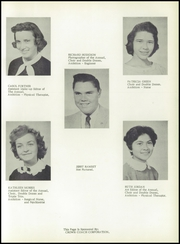 Page 17, 1959 Edition, San Fernando Academy - Valle Vista Yearbook (Northridge, CA) online yearbook collection