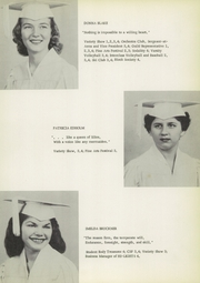 Page 15, 1954 Edition, St Joseph Academy - Shield Yearbook (Sacramento, CA) online yearbook collection