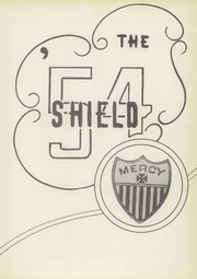 Page 5, 1954 Edition, St Joseph Academy - Shield Yearbook (Sacramento, CA) online yearbook collection
