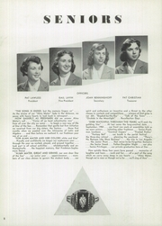 Page 12, 1955 Edition, Star of the Sea Academy - Stella Maris Yearbook (San Francisco, CA) online yearbook collection