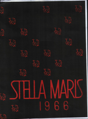 1966 Edition, Star of the Sea Academy - Stella Maris Yearbook (San Francisco, CA)