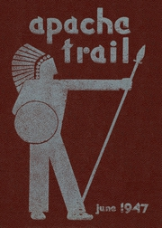1947 Edition, Vallejo College - Apache Trail Yearbook (Vallejo, CA)