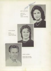 Page 17, 1959 Edition, Tabernacle High School - Onward Yearbook (Oakland, CA) online yearbook collection