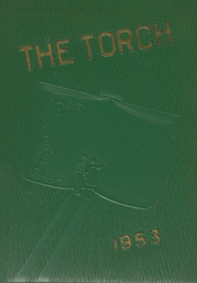 1953 Edition, Holy Cross High School - Torch Yearbook (Santa Cruz, CA)