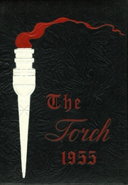 1955 Edition, Holy Cross High School - Torch Yearbook (Santa Cruz, CA)