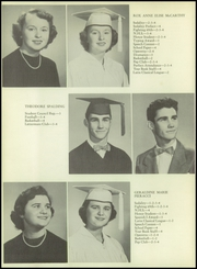 Page 10, 1955 Edition, Holy Cross High School - Torch Yearbook (Santa Cruz, CA) online yearbook collection