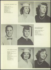 Page 11, 1955 Edition, Holy Cross High School - Torch Yearbook (Santa Cruz, CA) online yearbook collection