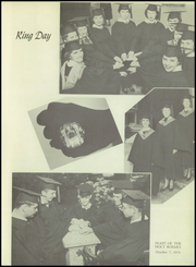 Page 15, 1955 Edition, Holy Cross High School - Torch Yearbook (Santa Cruz, CA) online yearbook collection