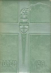1956 Edition, Holy Cross High School - Torch Yearbook (Santa Cruz, CA)