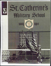 1961 Edition, St Catherines Military School - Yearbook (Anaheim, CA)
