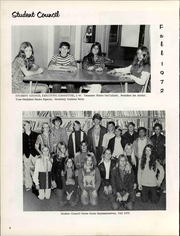 Page 12, 1973 Edition, Vallecito Junior High School - Yearbook (San Rafael, CA) online yearbook collection