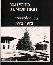 Page 5, 1973 Edition, Vallecito Junior High School - Yearbook (San Rafael, CA) online yearbook collection