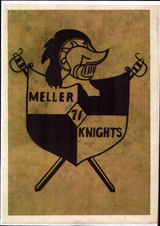 1971 Edition, Meller Junior High School - Knights Yearbook (Pico Rivera, CA)