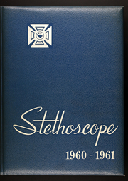 1961 Edition, Bishop Johnson College of Nursing - Stethoscope Yearbook (Los Angeles, CA)
