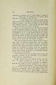 Page 48, 1912 Edition, St Ignatius College - Ignatian Yearbook (San Francisco, CA) online yearbook collection