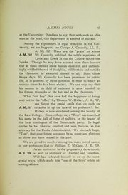 Page 49, 1912 Edition, St Ignatius College - Ignatian Yearbook (San Francisco, CA) online yearbook collection