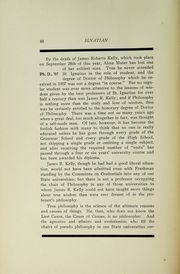 Page 50, 1912 Edition, St Ignatius College - Ignatian Yearbook (San Francisco, CA) online yearbook collection