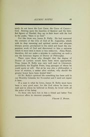 Page 51, 1912 Edition, St Ignatius College - Ignatian Yearbook (San Francisco, CA) online yearbook collection