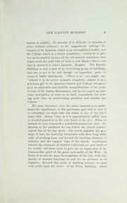 Page 11, 1921 Edition, St Ignatius College - Ignatian Yearbook (San Francisco, CA) online yearbook collection