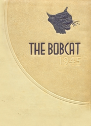 Dimmitt High School - Bobcat Yearbook (Dimmitt, TX) online yearbook collection, 1945 Edition, Page 1