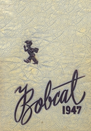 Dimmitt High School - Bobcat Yearbook (Dimmitt, TX) online yearbook collection, 1947 Edition, Page 1