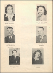 Page 10, 1947 Edition, Dimmitt High School - Bobcat Yearbook (Dimmitt, TX) online yearbook collection