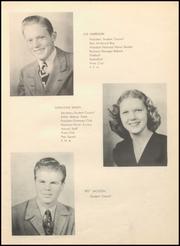 Page 13, 1947 Edition, Dimmitt High School - Bobcat Yearbook (Dimmitt, TX) online yearbook collection