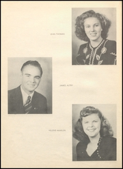 Page 14, 1947 Edition, Dimmitt High School - Bobcat Yearbook (Dimmitt, TX) online yearbook collection