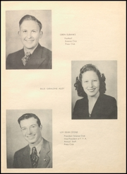 Page 15, 1947 Edition, Dimmitt High School - Bobcat Yearbook (Dimmitt, TX) online yearbook collection
