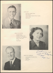 Page 17, 1947 Edition, Dimmitt High School - Bobcat Yearbook (Dimmitt, TX) online yearbook collection