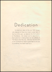 Page 6, 1947 Edition, Dimmitt High School - Bobcat Yearbook (Dimmitt, TX) online yearbook collection