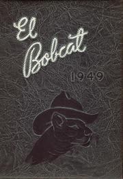 Dimmitt High School - Bobcat Yearbook (Dimmitt, TX) online yearbook collection, 1949 Edition, Page 1