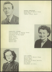 Page 12, 1949 Edition, Dimmitt High School - Bobcat Yearbook (Dimmitt, TX) online yearbook collection