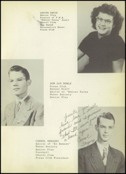 Page 13, 1949 Edition, Dimmitt High School - Bobcat Yearbook (Dimmitt, TX) online yearbook collection