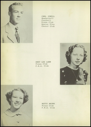Page 14, 1949 Edition, Dimmitt High School - Bobcat Yearbook (Dimmitt, TX) online yearbook collection