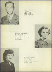 Page 16, 1949 Edition, Dimmitt High School - Bobcat Yearbook (Dimmitt, TX) online yearbook collection