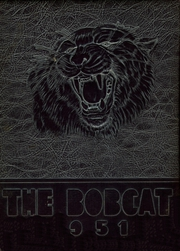 Dimmitt High School - Bobcat Yearbook (Dimmitt, TX) online yearbook collection, 1951 Edition, Page 1