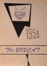 Page 1, 1958 Edition, Dimmitt High School - Bobcat Yearbook (Dimmitt, TX) online yearbook collection